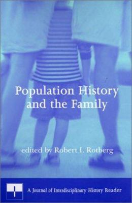 Population History and the Family 9780262681308