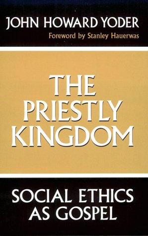 Priestly Kingdom 9780268016289
