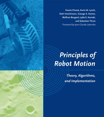 Principles of Robot Motion: Theory, Algorithms, and Implementations 9780262033275