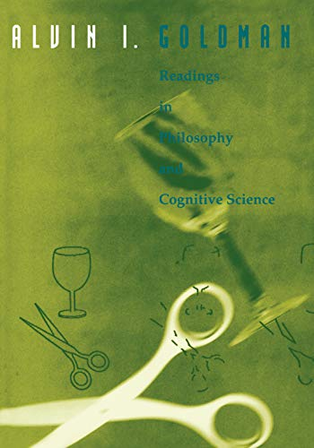 Readings in Philosophy and Cognitive Science 9780262571005