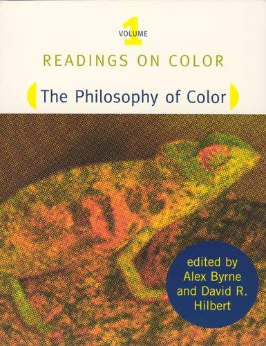 Readings on Color: The Philosophy of Color 9780262024242