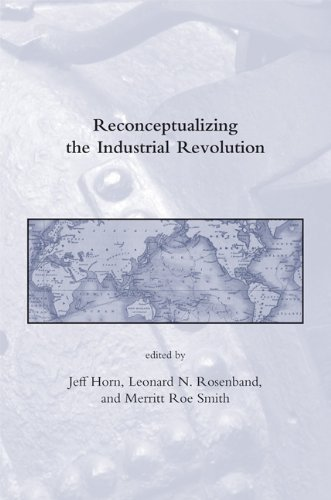 Reconceptualizing the Industrial Revolution 9780262515627
