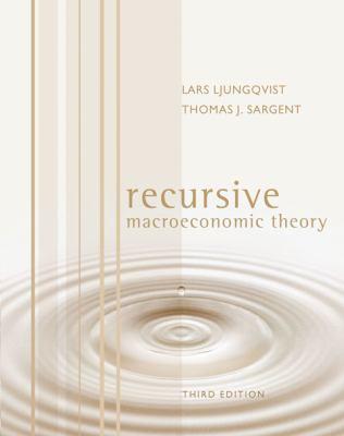 Recursive Macroeconomic Theory 9780262018746