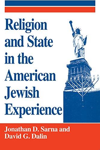Religion State Jewish Experience 9780268016562