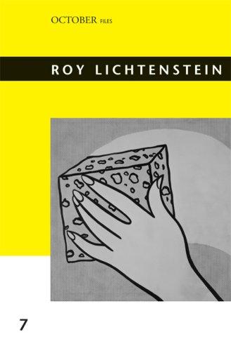 Roy Lichtenstein 9780262512312
