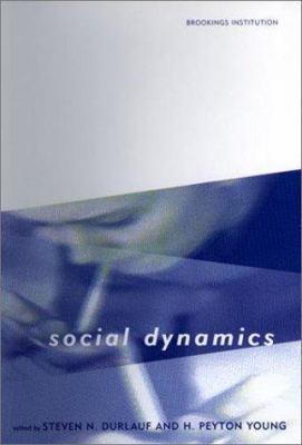 Social Dynamics 9780262041867