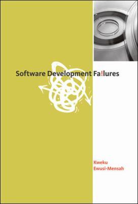 Software Development Failures 9780262050722