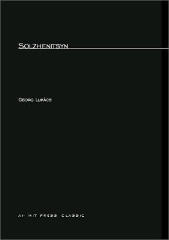 Solzhenitsyn 9780262620215