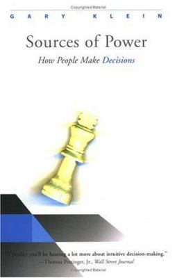 Sources of Power: How People Make Decisions 9780262611466
