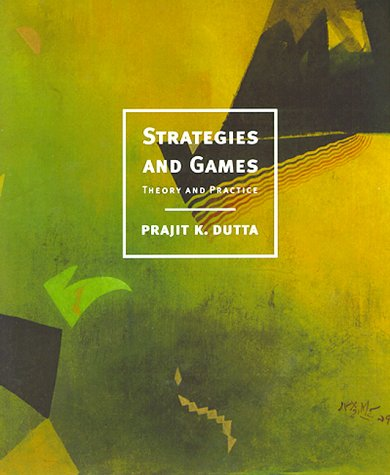 Strategies and Games: Theory and Practice 9780262041690