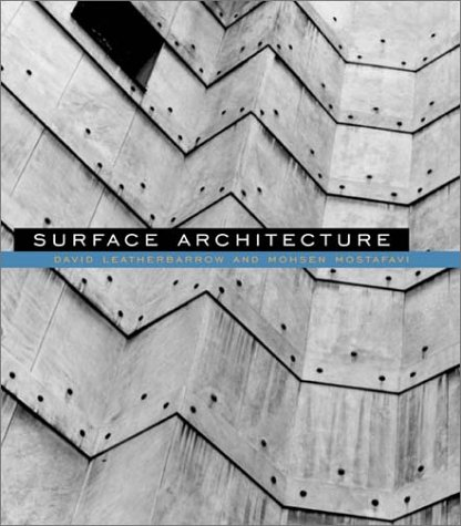 Surface Architecture 9780262134071