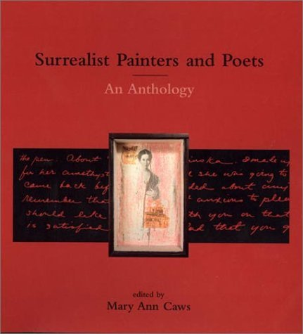 Surrealist Painters and Poets: An Anthology 9780262032759