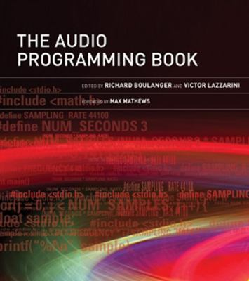 The Audio Programming Book [With CDROM] 9780262014465