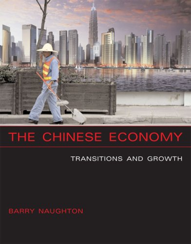 The Chinese Economy: Transitions and Growth 9780262140959