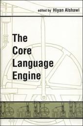 The Core Language Engine