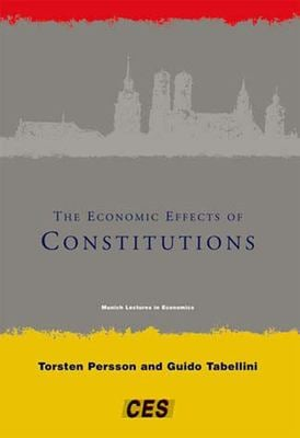 The Economic Effects of Constitutions 9780262661928