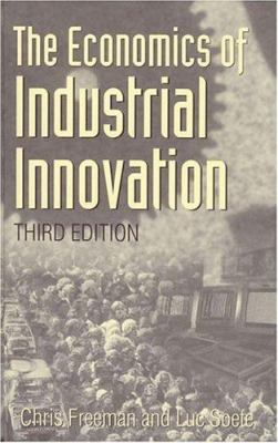 The Economics of Industrial Innovation, 3rd Edition 9780262061957