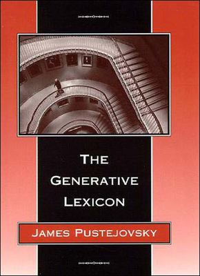 The Generative Lexicon 9780262661409