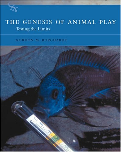 The Genesis of Animal Play: Testing the Limits 9780262025430