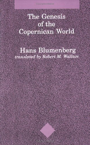 The Genesis of the Copernican World 9780262521444
