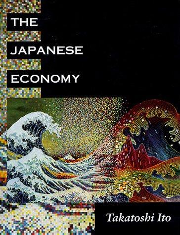 The Japanese Economy 9780262090292