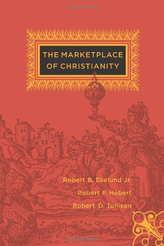 The Marketplace of Christianity 9780262050821