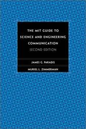 The Mit Guide to Science and Engineering Communication, 2nd Edition