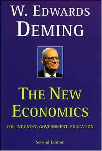 The New Economics for Industry, Government, Education 9780262541169