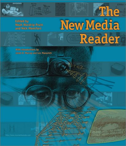 The New Media Reader [With CDROM] 9780262232272