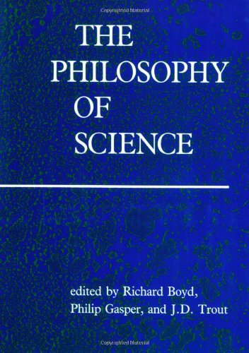 Philosophy of Science 9780262521567