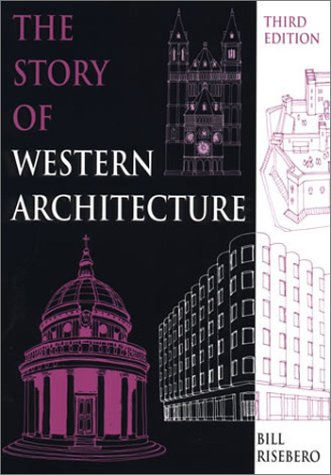 The Story of Western Architecture, 3rd Edition 9780262681339