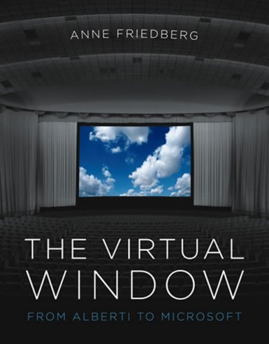 The Virtual Window: From Alberti to Microsoft 9780262512503