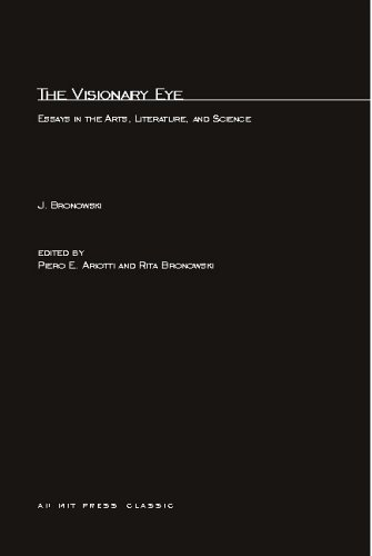 The Visionary Eye: Essays in the Arts, Literature, and Science 9780262520683