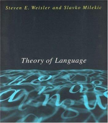 Theory of Language CD-ROM 9780262731263