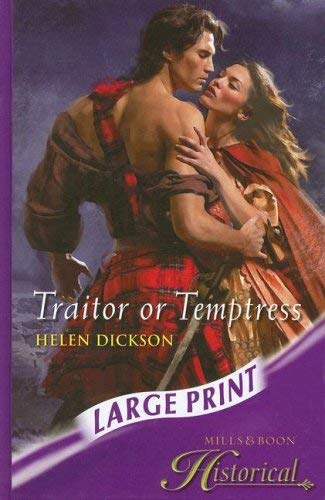 Traitor or Temptress 9780263194050
