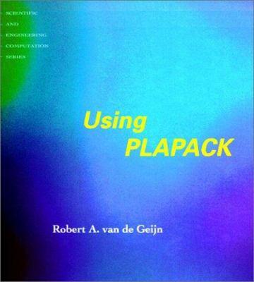 Using Plapack 9780262720267