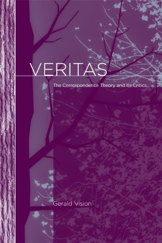Veritas: The Correspondence Theory and Its Critics 9780262513494