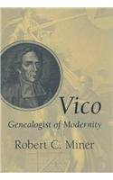 Vico Genealogist of Modernity 9780268034689