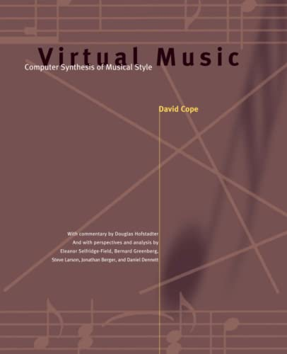 Virtual Music: Computer Synthesis of Musical Style 9780262532617