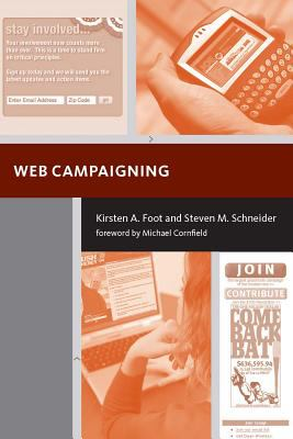 Web Campaigning 9780262062589