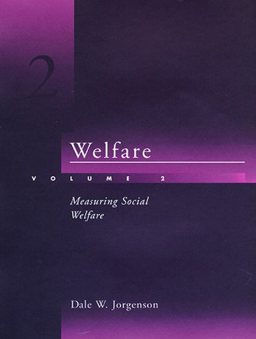Welfare - Vol. 2: Measuring Social Welfare 9780262100632