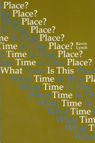 What Time Is This Place? 9780262620321