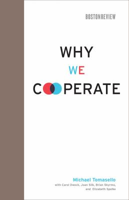 Why We Cooperate 9780262013598