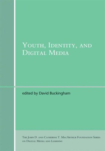 Youth, Identity, and Digital Media 9780262524834