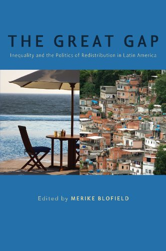 The Great Gap: Inequality and the Politics of Redistribution in Latin America 9780271050102