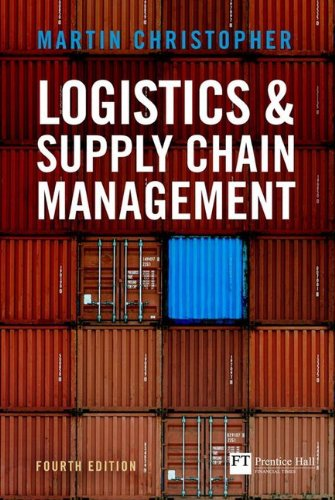 Logistics & Supply Chain Management 9780273731122