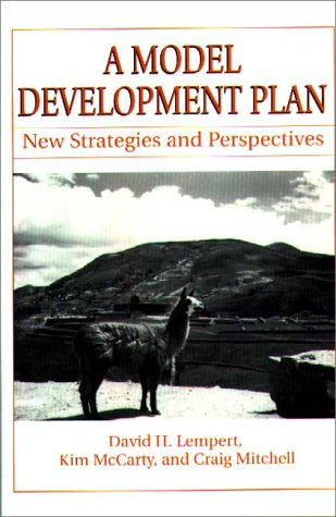 A Model Development Plan: New Strategies and Perspectives 9780275963606