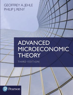Advanced Microeconomic Theory Advanced Microeconomic Theory 9780273731917