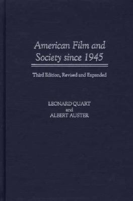 American Film and Society Since 1945 9780275967420