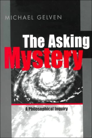 Asking Mystery - Ppr. 9780271019864